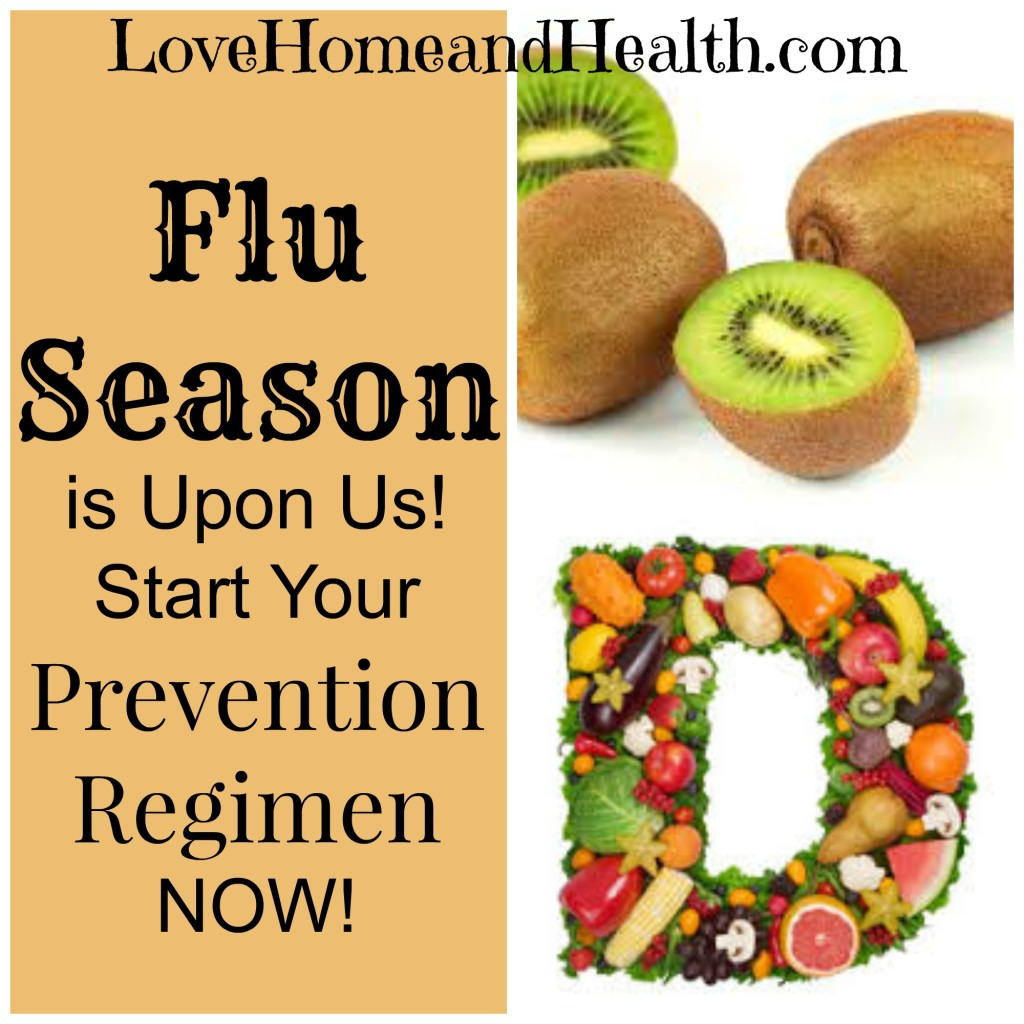 Flu Season Home Remedies Prevention Regimen