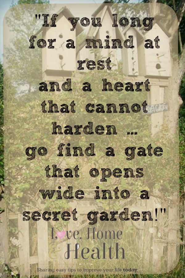 Quote Garden Love Quotes About Love Garden Quotes Gardens