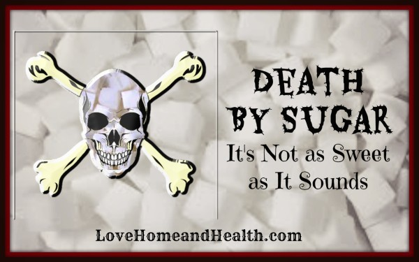 Death By Sugar - It's Not as Sweet as It Sounds