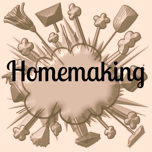 Homemaking button 2