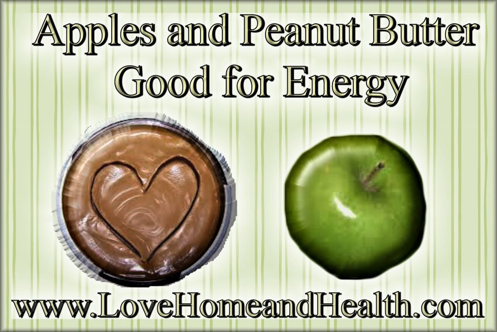 Healthy Energy Snacks @ www.LoveHomeandHealth.com