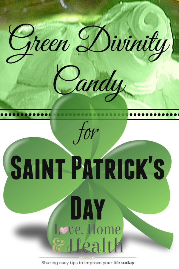 Green Divinity Candy for Saint Patrick's Day 3