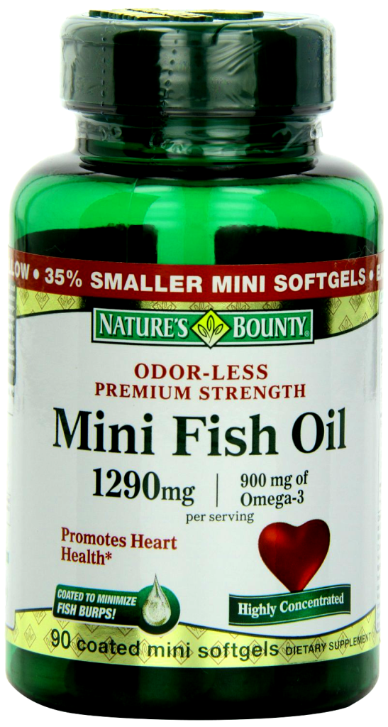 Fish oil good for what ails you love home and health for How much fish oil should i take daily