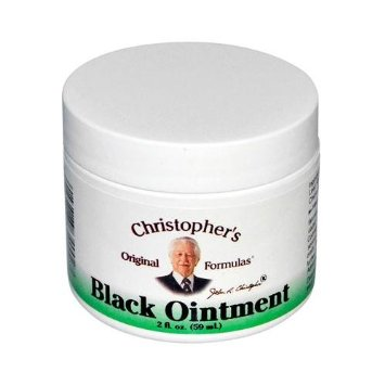 Dr. Christopher's Black Drawing Salve - love, home and health