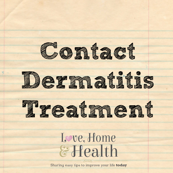 contact dermatitis treatment