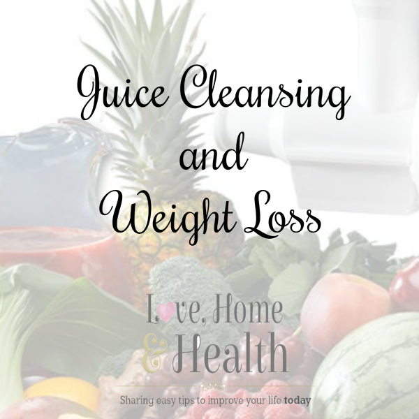 Juice Cleansing and Weight Loss