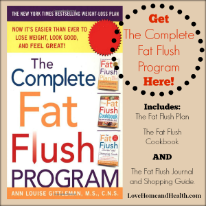 """Fat Flush Soup - Love, Home and Health"""