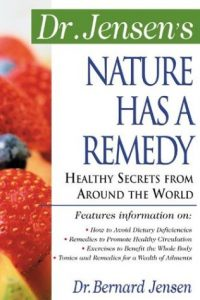Favorite Health Books – Nature Has A Remedy