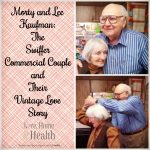 """""""Morty and Lee Kaufman: The Swiffer Commercial Couple and Their Vintage Love Story - love, home and health"""""""