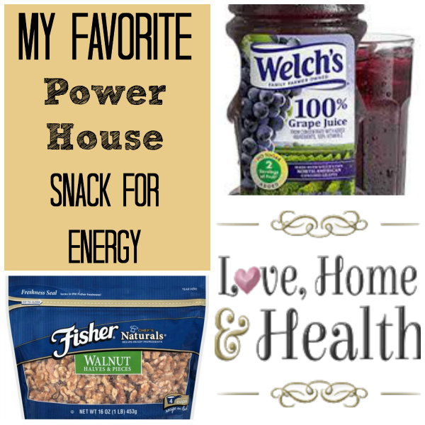 Healthy Snacks For Energy - My Favorite Powerhouse Snacks! - Love, Home and Health