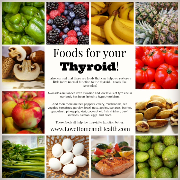 how to avoid thyroid by food
