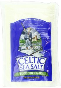 Blood Pressure - Celtic Sea Salt - Love, Home and Health