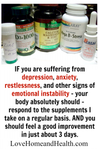 Do You Suffer From Depression, Anxiety and More?