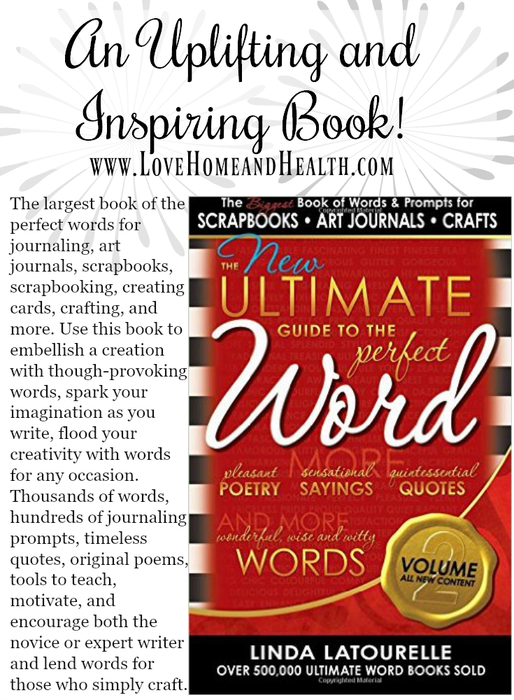 Ultimate Guide to the Perfect Word - Love Home and Health
